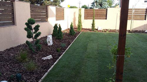Kerttervezés és kertépítés, gyepszőnyeg telepítés, növényültetés. Hívjon minket, Design Garden Kft.